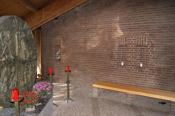 Kapelle an der Raststätte Geismühle I