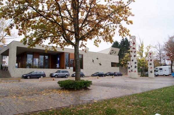 Europa Museum in Schengen